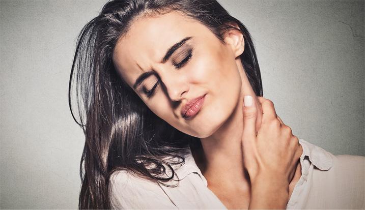 nackenverspannungen symptome schwindel
